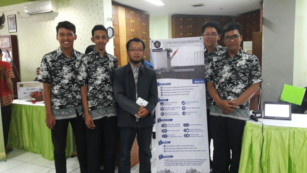 Expo Inotek Pemkot Malang (tim POTRET) 2016