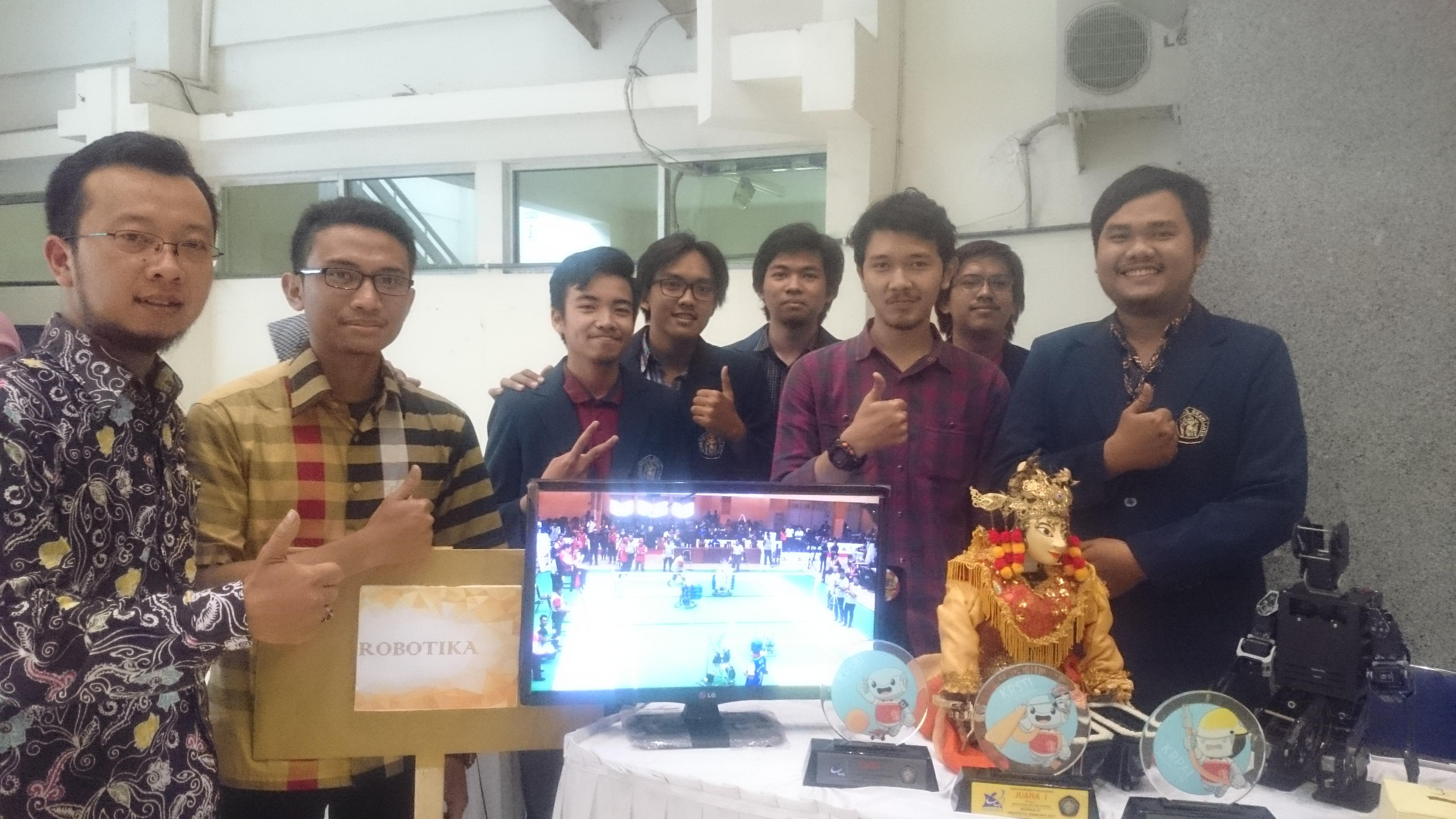 Expo Karya - Robotic - FTP UB