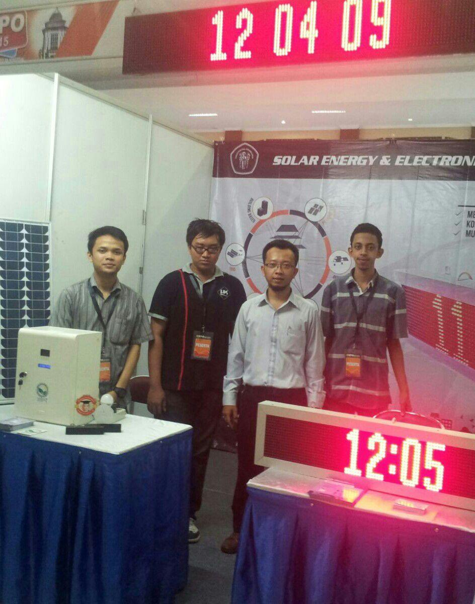 Expo UB 2015 Sakri Energi