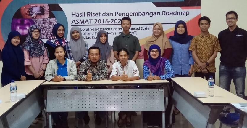 Konsinyering Hasil Riset dan Pengembangan Roadmap ASMAT 2017