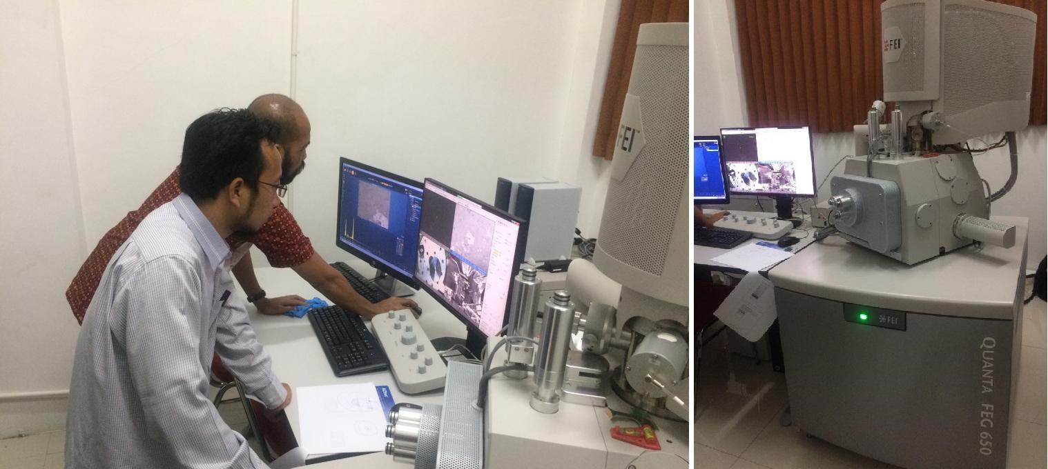 Quanta 650 FEG Scanning Electron Microscope (SEM)