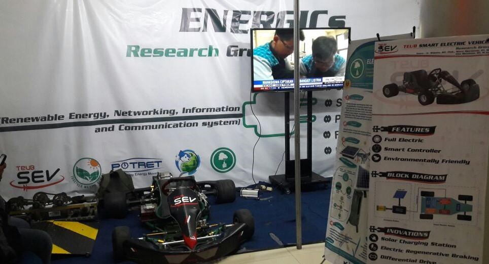 Stand Energics