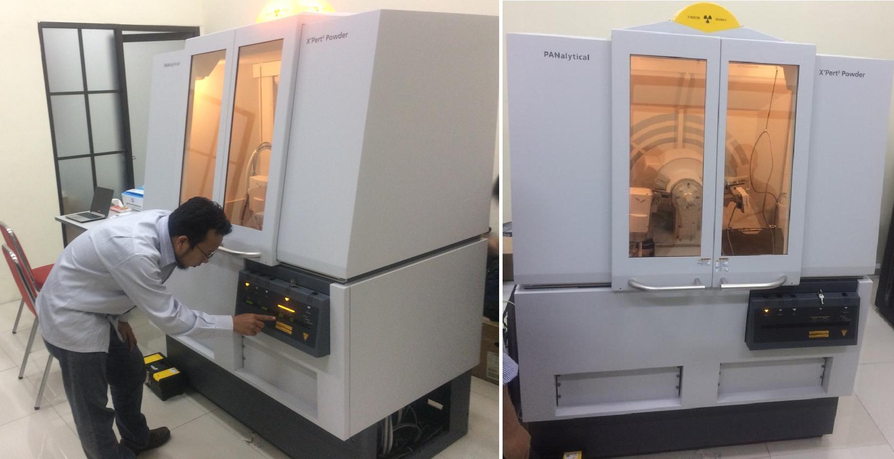 X-ray Diffractometer PANalytical X'Pert Powder