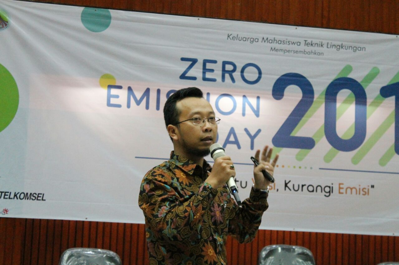 Zero Emission - Keynote Speaker Seminar Zero Emission Day 2017