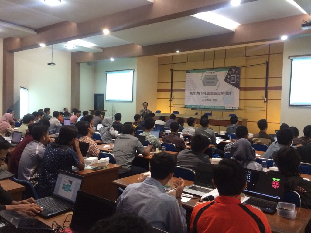 Workshop Teknologi - IoT