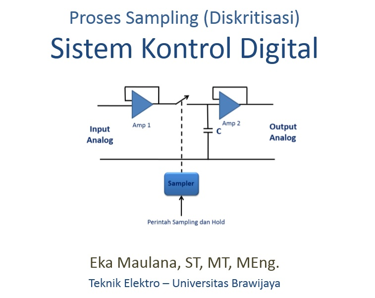 Lecture sistem kontrol digital sampling inspiring the world berikut materi kuliah sistem kontrol digital proses sampling download disini ccuart Gallery