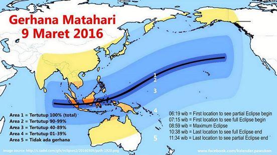 peta gerhana 2016